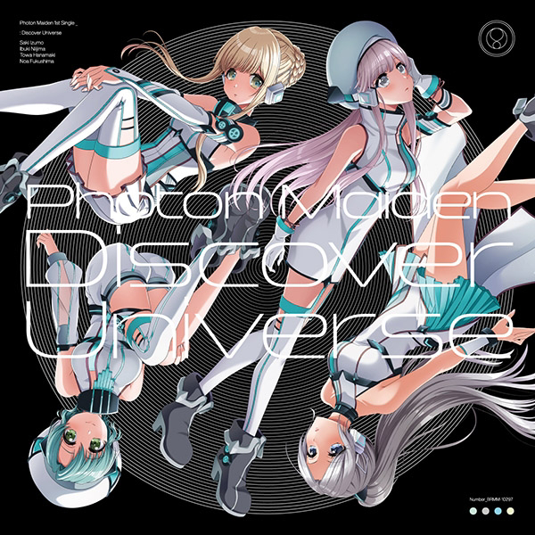[201021]『D4DJ』Photon Maiden 1st Single「Discover Universe」(mp3)